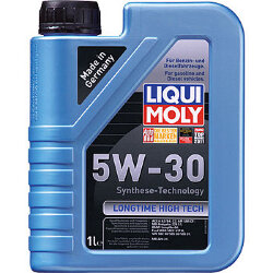 Моторное масло Liqui Moly Longtime High Tech 5W-30 (1 л.) 7563