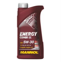 Моторное масло Mannol Energy Combi LL 5W-30 (1 л.) 1030