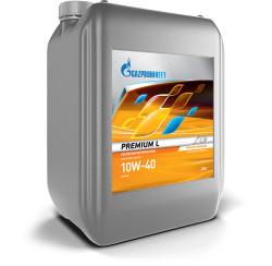 Моторное масло Газпромнефть Premium L 10W-40 (20 л.) 2389900135