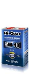 Моторное масло Hi-Gear 5W-40 (4 л.) HG0544