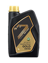 Моторное масло S-Oil Seven GOLD 5W-40 (1 л.) GOLD5W40_01