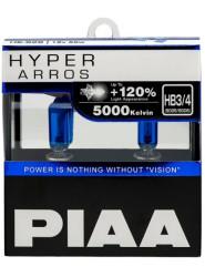 Автолампа PIAA Bulb Hyper Arros HB3-HB4 5000K HE-929-HB3HB4