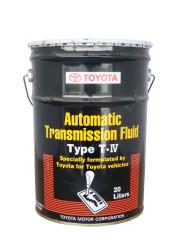 Трансмиссионное масло Toyota ATF Type T-IV (20 л.) 08886-81013