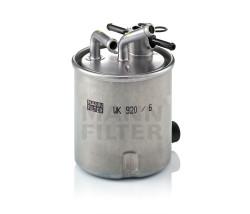Фильтр топливный Mann-Filter WK9206