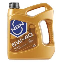 Моторное масло NGN Gold 5W-40 (4 л.) V172085302