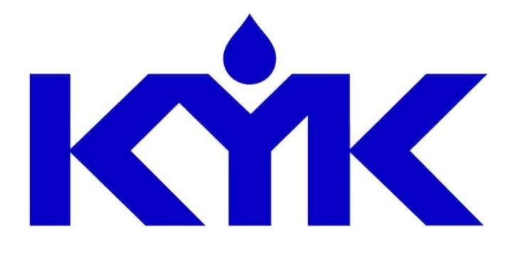 Охлаждающая жидкость KYK Super Grade Coolant Blue (20 л.) 56-262