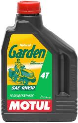 Масло четырехтактное Motul Garden 4T 10W-30 (2 л.) 101282