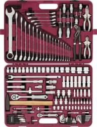 """Набор инструмента Thorvik 1/4"""", 1/2""""DR, 128 предметов (52801) UTS0128"""