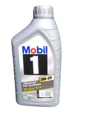 Моторное масло Mobil 1 0W-20 (1 л.) 155248