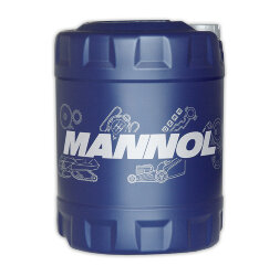 Трансмиссионное масло Mannol Hypoid Getriebeoel 80W-90 (10 л.) 1470