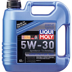 Моторное масло Liqui Moly Longtime High Tech 5W-30 (4 л.) 7537