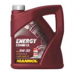 Моторное масло Mannol Energy Combi LL 5W-30 (4 л.) 1031