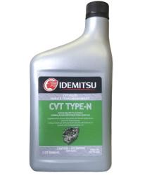 Трансмиссионное масло Idemitsu CVT Type-N (1 л.) 10118-042