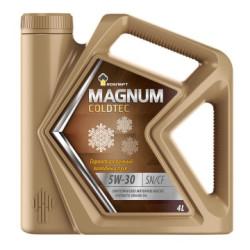 Моторное масло Rosneft Magnum Coldtec 5W-30 (4 л.) 40813242