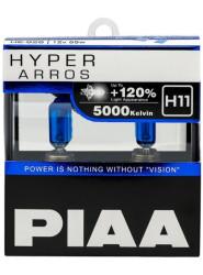 Автолампа PIAA Bulb Hyper Arros H11 5000K HE-926-H11