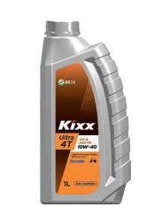 Масло четырехтактное Kixx Ultra 4T Scooter 10W-40 (1 л.) L5118AL1E1
