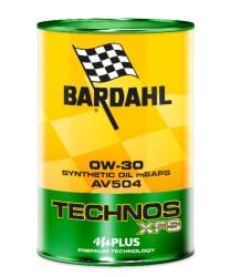 Моторное масло Bardahl Technos XFS AV504 0W-30 (1 л.) 369040