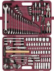 """Набор инструмента Thorvik 1/4"""", 1/2""""DR, 127 предметов (52800) UTS0127"""