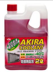 Охлаждающая жидкость Akira Coolant All Season (4 л.) 54-027