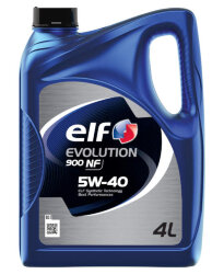 Моторное масло Elf Evolution 900 NF 5W-40 (4 л.) 11060501