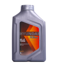 Трансмиссионное масло Hyundai (Kia) Xteer Gear Oil GL-5 75W-90 (1 л.) 1011439