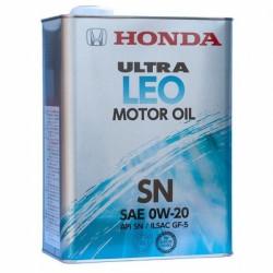 Моторное масло Honda Ultra Leo 0W-20 SN (4 л.) 08217-99974