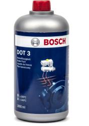 Тормозная жидкость Bosch DOT 3 (1 л.) 1987479101