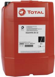Гидравлическое масло Total EQUIVIS ZS 32 (20 л.) 110571