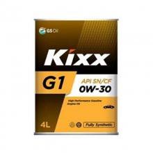 Моторное масло Kixx G1 0W-30 (4 л.) L205644TE1