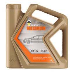 Моторное масло Rosneft Magnum Maximum 5W-40 (4 л.) 40816742