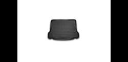 Коврик багажника Novline MERCEDES GLA, 2015-, кроссовер, 1 шт. (полиуретан) NLC3445B13