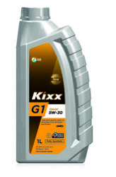 Моторное масло Kixx G1 Dexos1 5W-30 (1 л.) L2107AL1E1