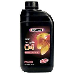 Моторное масло Wynns Longlife 04 5W-30 (1 л.) 77914