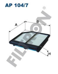 Фильтр воздушный Filtron AP1047