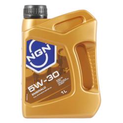 Моторное масло NGN Emerald 5W-30 (1 л.) V172085626