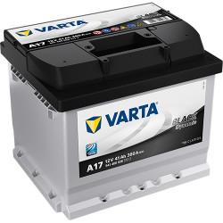 Аккумулятор Varta Black Dynamic 41Ah 360A 207x175x175 о.п. (-+) 541400036
