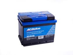 Аккумулятор ACDelco 12V 60Ah 620A 242x175x190 о.п. (-+) 19379741 Classic EFB