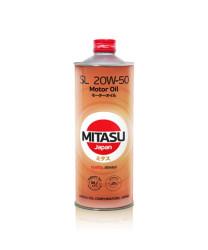 Моторное масло Mitasu Motor Oil 20W-50 (1 л.) MJ1321