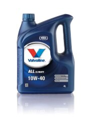 Моторное масло Valvoline All-Climate 10W-40 (4 л.) 872775