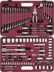 """Набор инструмента Thorvik 1/4"""", 1/2""""DR, 101 предмет (52799) UTS0101"""