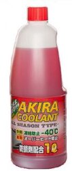 Охлаждающая жидкость Akira Coolant All Season (1 л.) 51-011