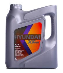 Трансмиссионное масло Hyundai (Kia) Xteer ATF Multi-V (4 л.) 1041414