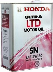 Моторное масло Honda Ultra LTD 5W-30 SN (4 л.) 08218-99974