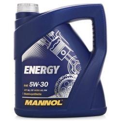 Моторное масло Mannol Energy 5W-30 (4 л.) 4024