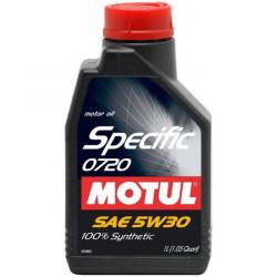 Моторное масло Motul Specific 0720 5W-30 (1 л.) 102208