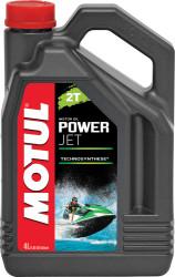 Масло двухтактное Motul Powerjet 2T (4 л.) 106605