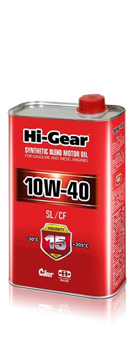 Моторное масло Hi-Gear 10W-40 (1 л.) HG1110