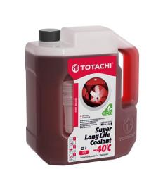 Охлаждающая жидкость Totachi Super Long Life Coolant -40C (2 л.) 4589904520709