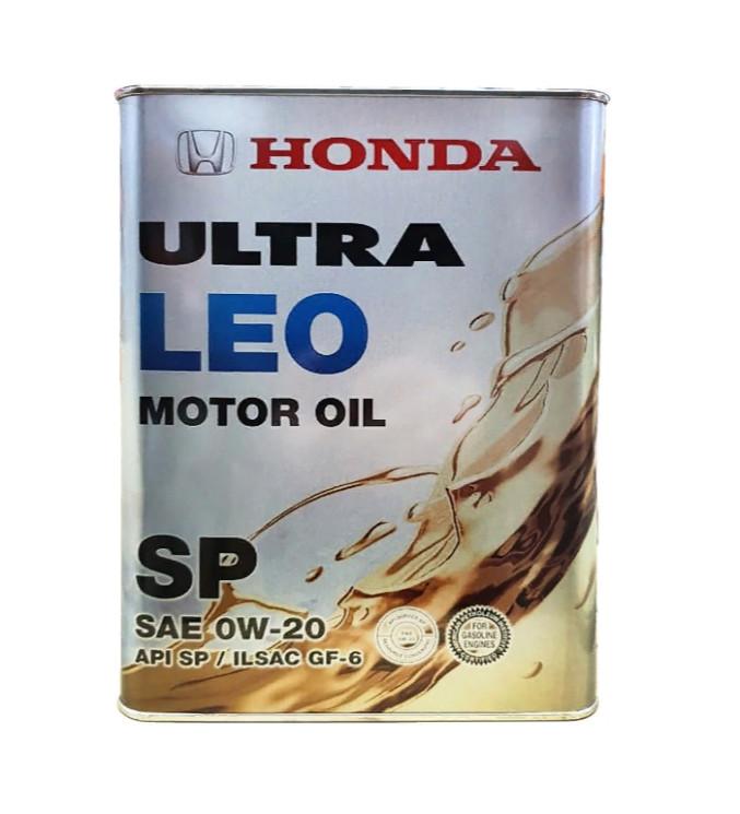 Моторное масло Honda Ultra Leo 0W-20 SP (4 л.) 08227-99974