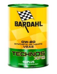 Моторное масло Bardahl Technos XFS V2AE 0W-20 (1 л.) 366040